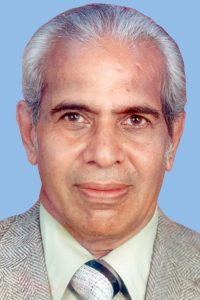 Prof.G.S.Ramaswamy