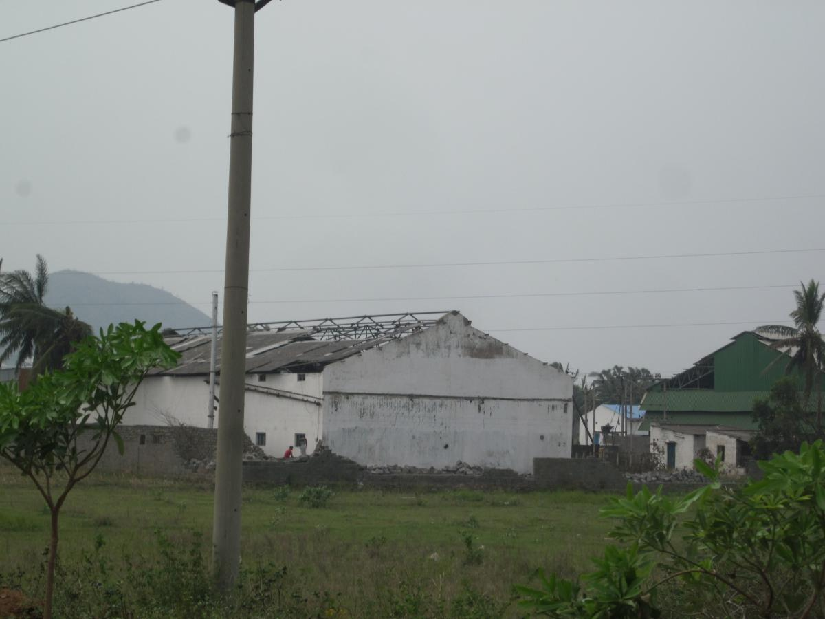 Post-Cyclone Structural Damage Surveys