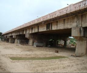 Formulation of repair methodology for corrosion damaged exterior girders of Sardar and Gandhi bridge across river Sabarmati at Ahmedabad