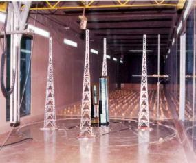 Special Structures : Umbilical tower, steel chimneys, bridge decks, etc