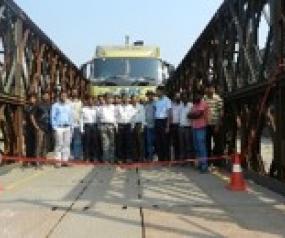 Performance Evaluation of Portable Steel Bridges (Defence Applications)