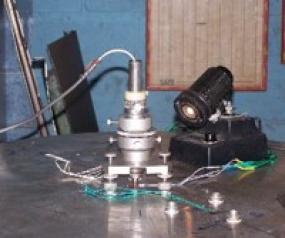 Residual Stress Measurement in Metallic Structures