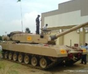 Strain Monitoring in Arjun Battle Tank