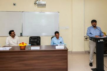 Training Programme on 'Risks and Opportunities as per I...