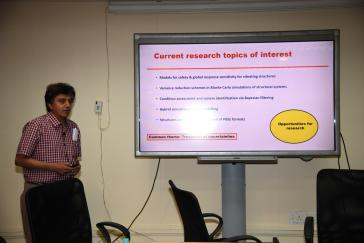 Special Lecture by Prof. C.S. Manohar, Member, RC