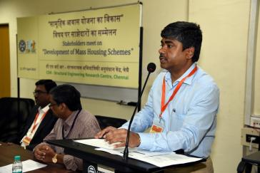 Stakeholders Meet on Development of Mass Housing Schemes